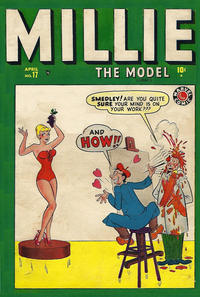 Cover Thumbnail for Millie the Model Comics (Marvel, 1945 series) #17