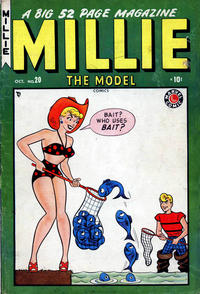 Cover Thumbnail for Millie the Model Comics (Marvel, 1945 series) #20