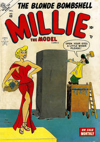 Cover Thumbnail for Millie the Model Comics (Marvel, 1945 series) #49
