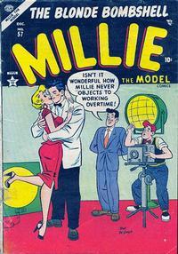 Cover Thumbnail for Millie the Model Comics (Marvel, 1945 series) #57