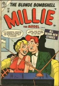 Cover Thumbnail for Millie the Model Comics (Marvel, 1945 series) #58