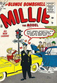 Cover for Millie the Model Comics (Marvel, 1945 series) #65