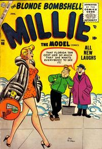 Cover Thumbnail for Millie the Model Comics (Marvel, 1945 series) #66