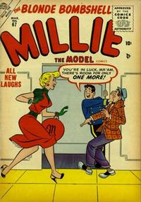 Cover Thumbnail for Millie the Model Comics (Marvel, 1945 series) #67