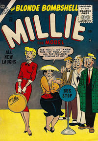 Cover for Millie the Model Comics (Marvel, 1945 series) #68