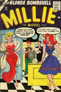 Cover Thumbnail for Millie the Model Comics (Marvel, 1945 series) #94