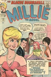 Cover Thumbnail for Millie the Model Comics (Marvel, 1945 series) #126