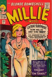 Cover Thumbnail for Millie the Model Comics (Marvel, 1945 series) #133