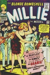 Cover Thumbnail for Millie the Model Comics (Marvel, 1945 series) #135