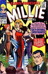 Cover Thumbnail for Millie the Model (Marvel, 1966 series) #144