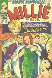 Cover Thumbnail for Millie the Model (Marvel, 1966 series) #145