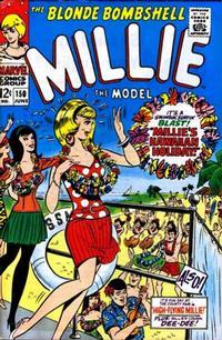 Cover Thumbnail for Millie the Model (Marvel, 1966 series) #150