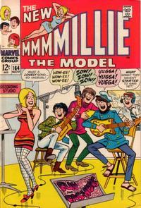 Cover Thumbnail for Millie the Model (Marvel, 1966 series) #164