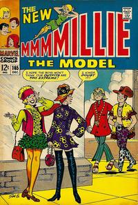Cover Thumbnail for Millie the Model (Marvel, 1966 series) #165