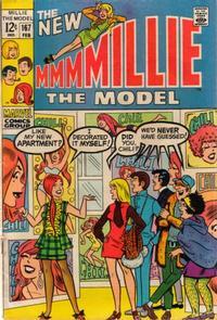 Cover Thumbnail for Millie the Model (Marvel, 1966 series) #167