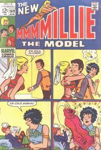 Cover Thumbnail for Millie the Model (Marvel, 1966 series) #169