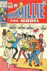 Cover Thumbnail for Millie the Model (Marvel, 1966 series) #170