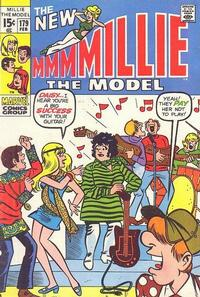 Cover Thumbnail for Millie the Model (Marvel, 1966 series) #179
