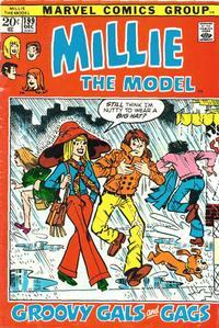 Cover Thumbnail for Millie the Model (Marvel, 1966 series) #199