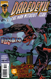 Cover Thumbnail for Daredevil (Marvel, 1964 series) #377 [Direct Edition]