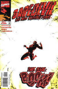 Cover Thumbnail for Daredevil (Marvel, 1964 series) #380 [Direct Edition]