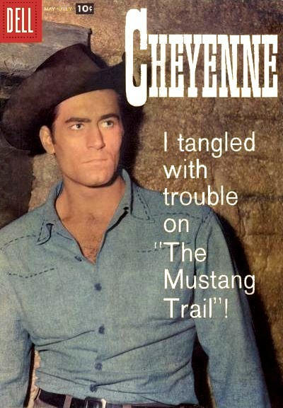 Cover for Cheyenne (Dell, 1957 series) #7