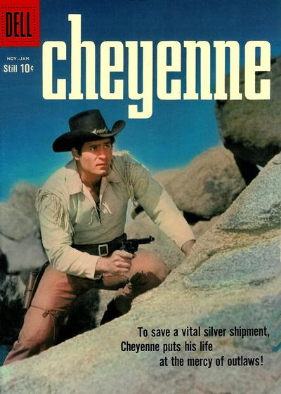 Cover for Cheyenne (Dell, 1957 series) #13