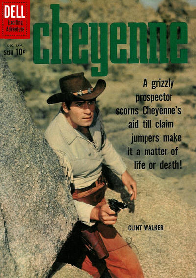 Cover for Cheyenne (Dell, 1957 series) #19