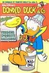 Cover for Donald Duck & Co (Hjemmet / Egmont, 1948 series) #45/1992