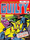 Cover for Justice Traps the Guilty (Arnold Book Company, 1951 series) #5