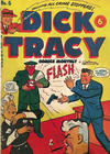 Cover for Dick Tracy (Streamline, 1953 series) #6