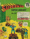 Cover for Superman Super Library (K. G. Murray, 1964 series) #28