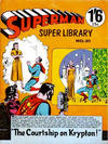 Cover for Superman Super Library (K. G. Murray, 1964 series) #31