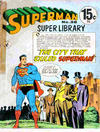 Cover for Superman Super Library (K. G. Murray, 1964 series) #38