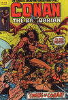 Cover for Conan the Barbarian (Yaffa / Page, 1977 series) #11