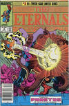 Cover for Eternals (Marvel, 1985 series) #3 [Canadian]