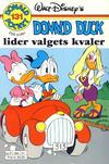 Cover Thumbnail for Donald Pocket (1968 series) #131 - Donald Duck lider valgets kvaler [1. opplag]