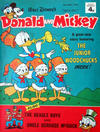 Cover for Donald and Mickey (IPC, 1972 series) #4