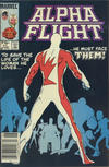 Cover for Alpha Flight (Marvel, 1983 series) #11 [Canadian]