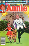 Cover Thumbnail for Annie (1982 series) #2 [Newsstand]