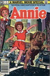 Cover for Annie (Marvel, 1982 series) #1 [Canadian Newsstand Edition]