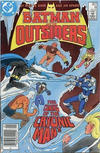 Cover for Batman and the Outsiders (DC, 1983 series) #6 [Canadian]