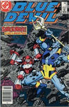 Cover Thumbnail for Blue Devil (1984 series) #2 [Canadian Newsstand Edition]