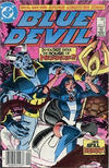 Cover Thumbnail for Blue Devil (1984 series) #4 [Canadian Newsstand Edition]