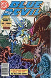 Cover Thumbnail for Blue Devil (1984 series) #5 [Canadian Newsstand Edition]