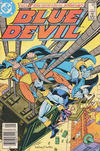 Cover for Blue Devil (DC, 1984 series) #8 [Canadian Newsstand Edition]