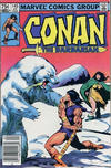 Cover for Conan the Barbarian (Marvel, 1970 series) #145 [Canadian]