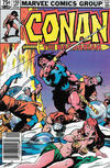 Cover Thumbnail for Conan the Barbarian (1970 series) #150 [Canadian Newsstand Edition]