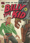 Cover for Billy the Kid Adventure Magazine (World Distributors, 1953 series) #7