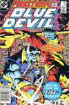 Cover Thumbnail for Blue Devil (1984 series) #23 [Canadian Newsstand Edition]